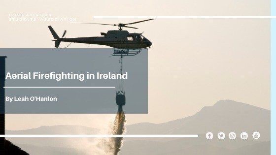 AERIAL FIREFIGHTING IN IRELAND