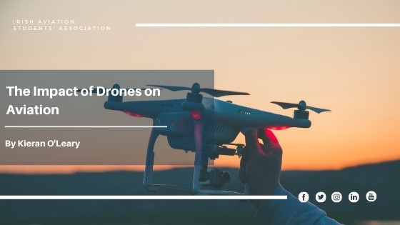 IMPACT OF DRONES ON AVIATION